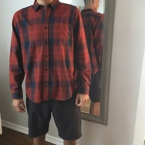 Oakley Plaid Shirt